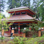 Wish Fulfilling Temple - on the upper part of the land