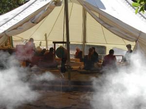 incense puja