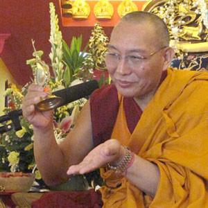 Secret Hayagriva Empowerment by Dagri Rinpoche