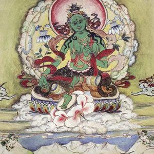 Chittamani Tara Puja-  In Tibetan with Ven. Samten