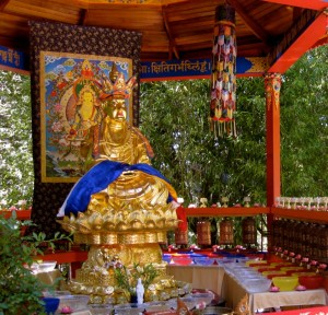 Ksitigarbha Day 2012