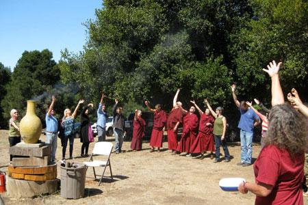 Spiritual Program
