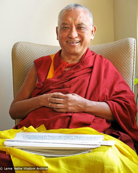 Protraits of Rinpoche, 2010