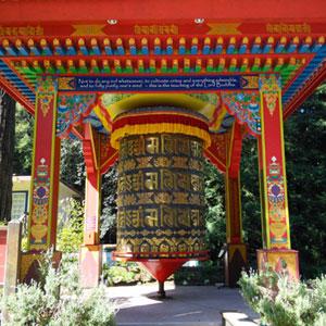 Stupa Wheelathon Event