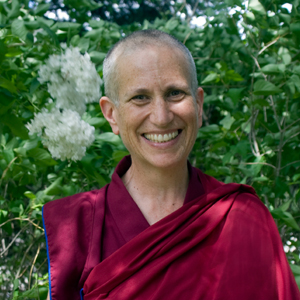 Living with an Open Heart by Ven. Thubten Chodron