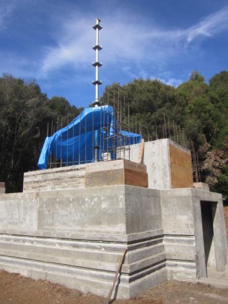 Stupa second level