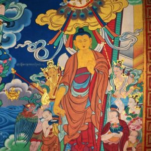 Eight Mahayana Precepts for Lha Bab Du Chen