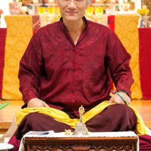 Mahamudra with Yangsi Rinpoche