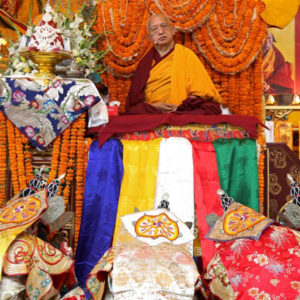 Remote Long Life Puja for Lama Zopa Rinpoche