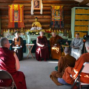 2016 Western Buddhist Monastic Gathering
