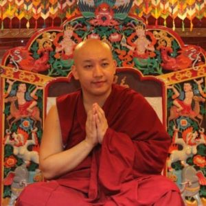 An Evening with Zong Rinpoche