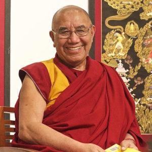 Balancing Wisdomand Compassion: a public talk by Tashi Lhunpo Abbot