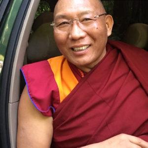 Lama Chöpa Tsog with Dagri Rinpoche