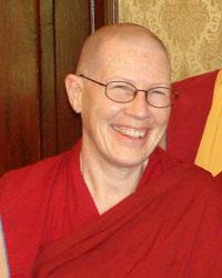 Venerable Lhundrup Chodron