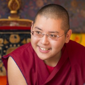 Public Talk by Ling Rinpoche