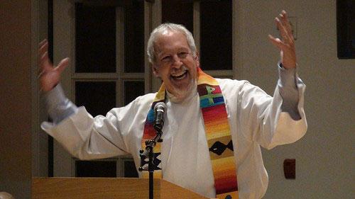 Pastor Steve Harms