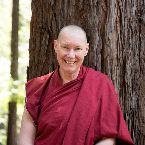 Venerable Tenzin Chogkyi