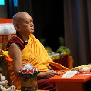 Medicine Buddha puja & Vajrasattva practice