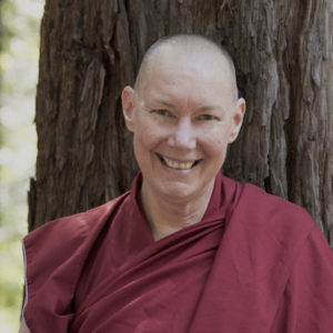 Unlocking True Happiness w/ Ven. Tenzin Chogkyi
