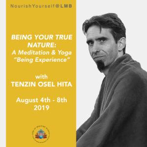 Being Your True Nature with Tenzin Ösel Hita