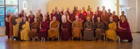 Western Buddhist Monastic Gathering