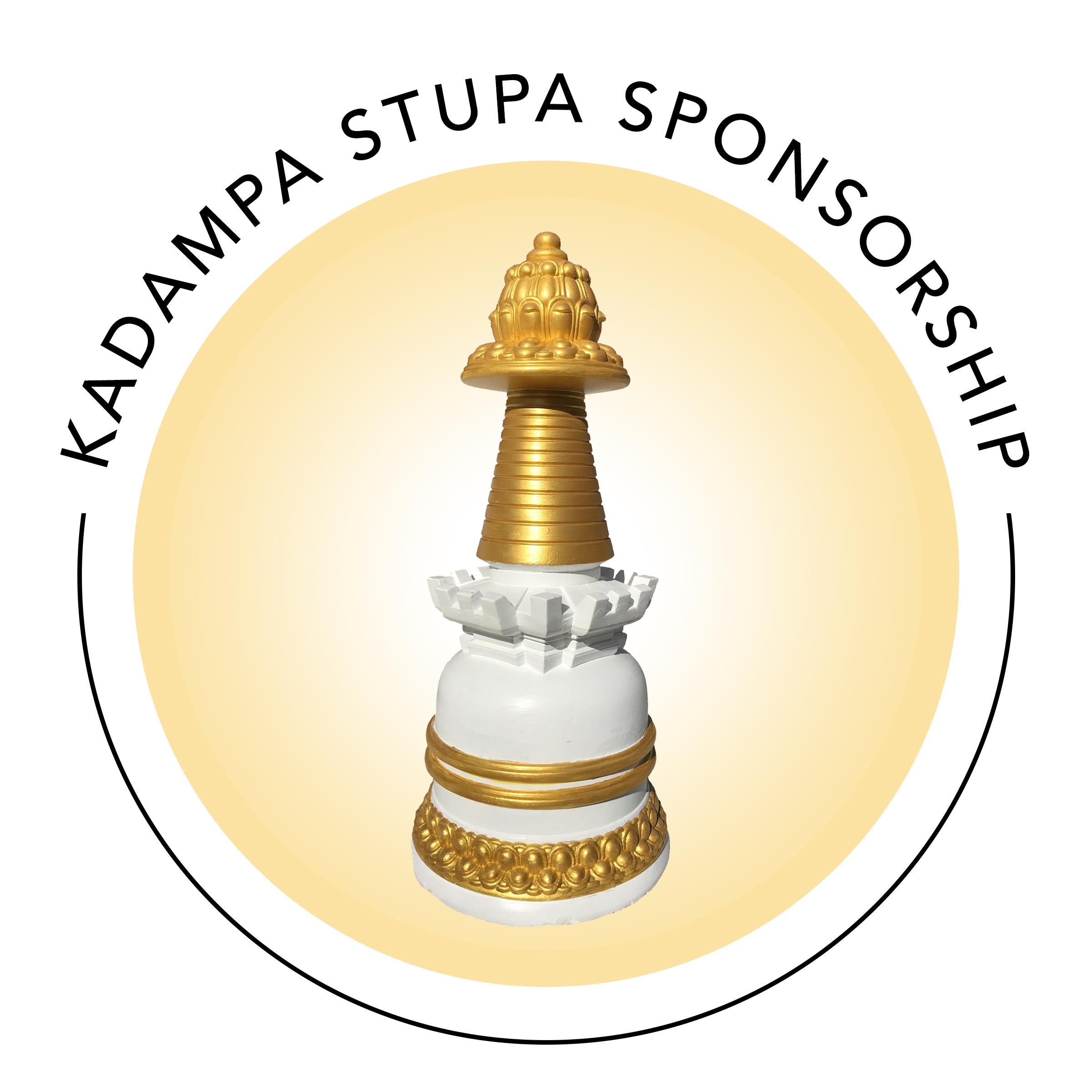 Kadampa Stupa Sponsorship