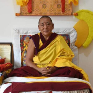 """In Praise of Dependent Origination"" Teaching Series with Segyü Khen Rinpoche Lobsang Wangdü"
