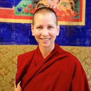 --- ALL ABOUT KARMA with Ven. Amy Miller - Discovering Buddhism: Module 6